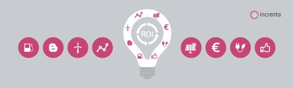 Cómo mejorar el ROI si tu empresa pertenece al sector de la eficiencia energética
